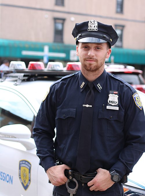 Photo of a Police Officer