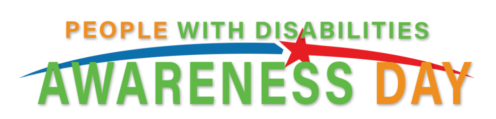 Logo for People with Disabilities Awareness Day in Oklahoma